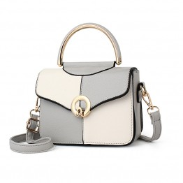 007 shoulder Messenger fashion color handbag