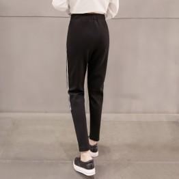 B515 elastic waist Harlan pants