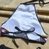 8911 split printing bikini swimsuit