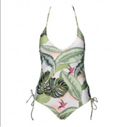 G0001 New Digital Print Hot Swimwear